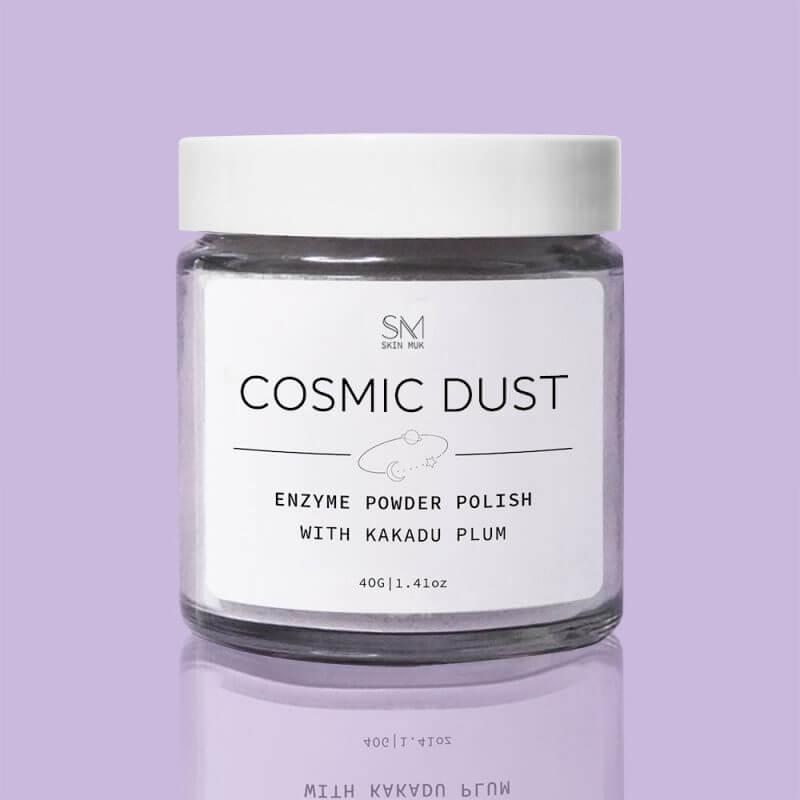 Cosmic Dust facial exfoliant