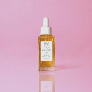 Cassiopeia_organic facial oil