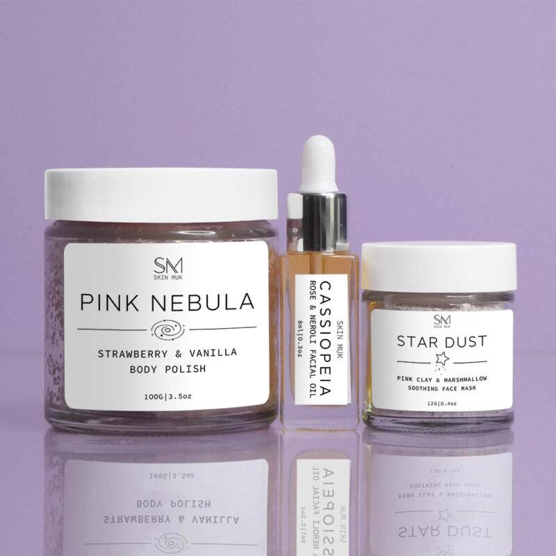 celestial mini   skin care Packs