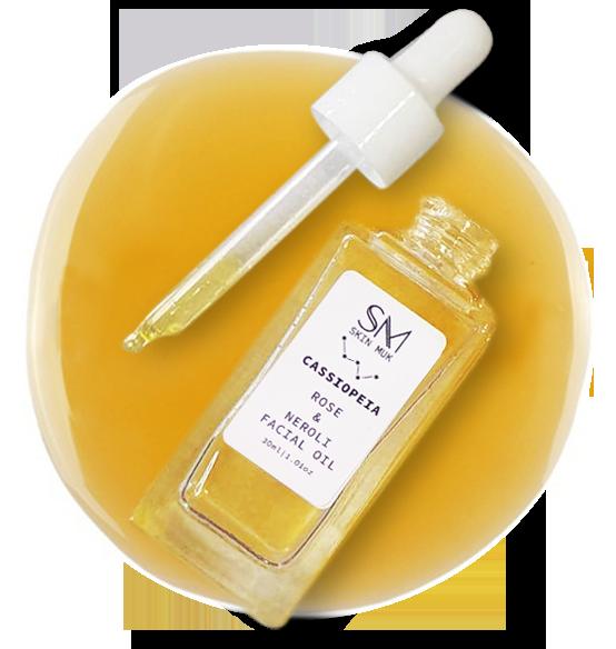 Skin Muk Vegan Skincare Australia   how to use facial oils cassiopeia puddle