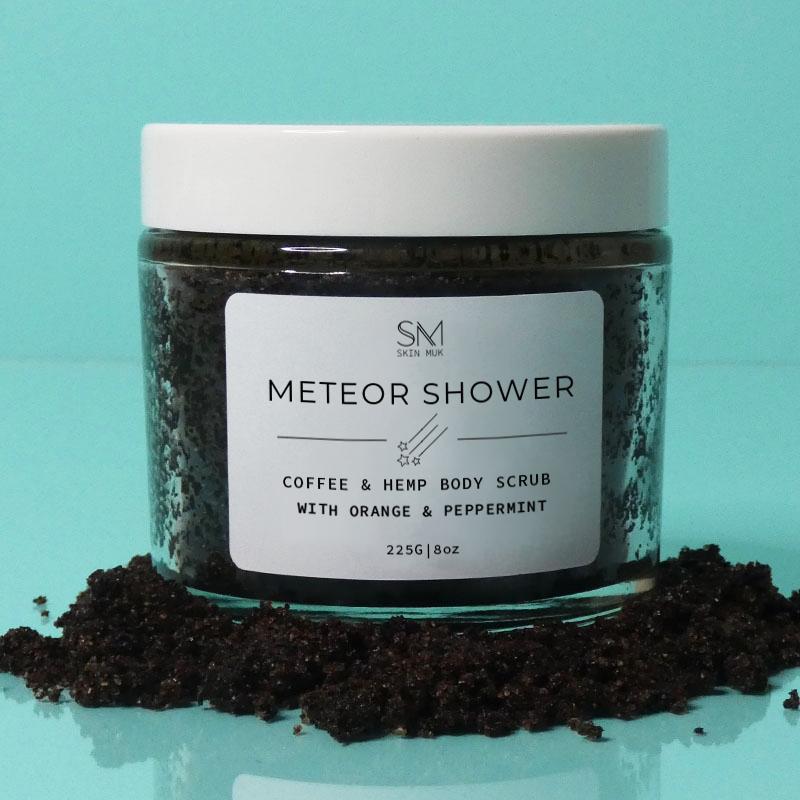 meteor shower vegan skincare australia