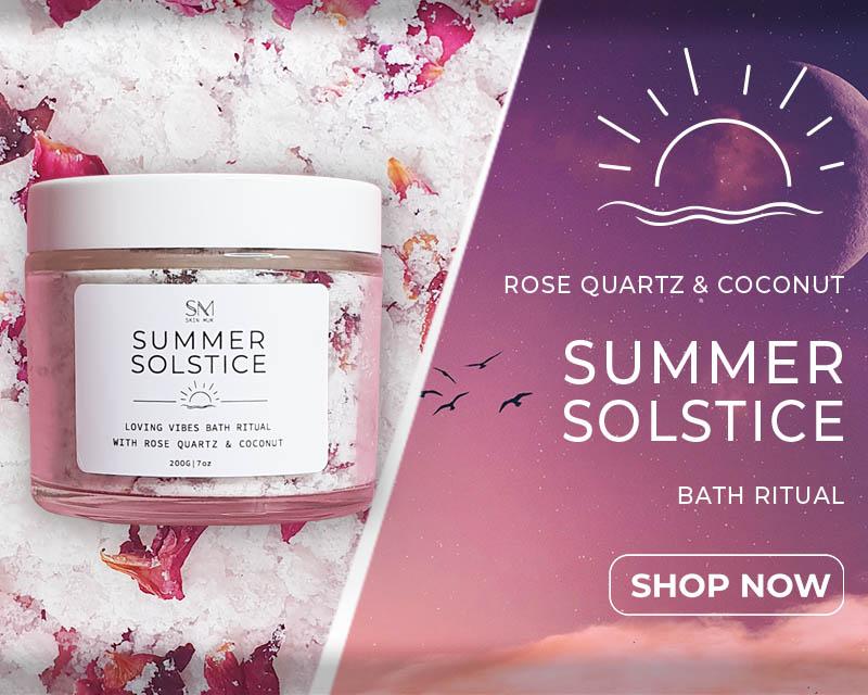 Summer Solstice Mobile Banner   Skincare Sydney