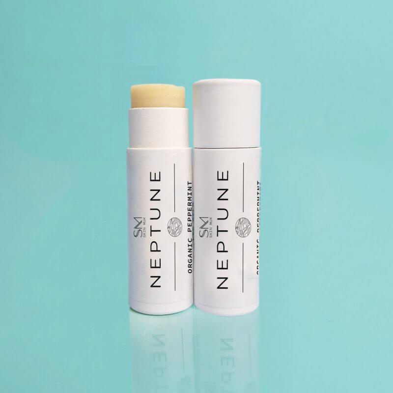 Neptune Peppermint lip balm 2