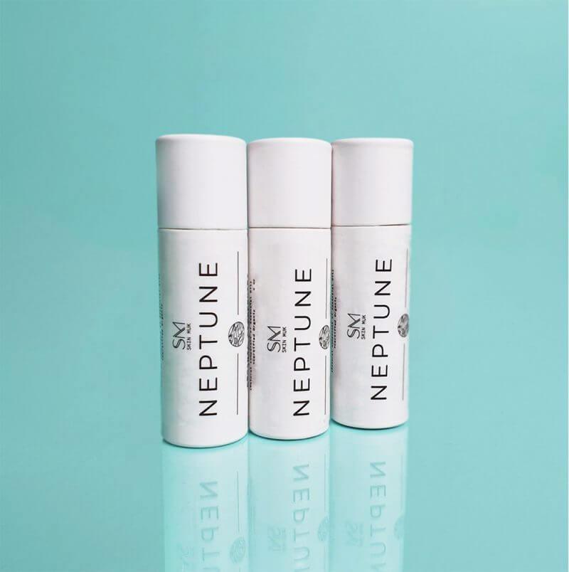 Neptune Peppermint lip balm 3